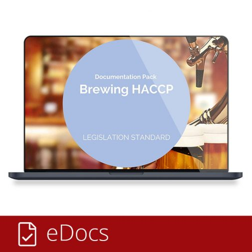 Brewing HACCP eDocs