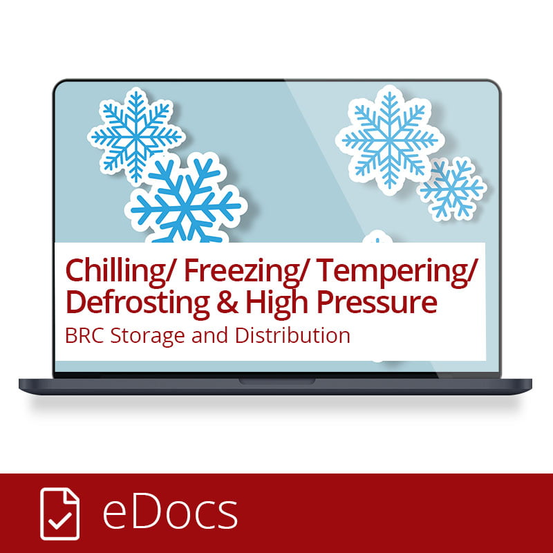 Chilling/ Freezing/ Tempering/ Defrosting & High Pressure Operations