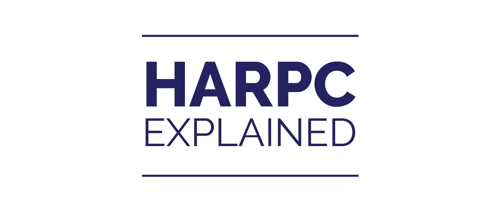 HARPC explained