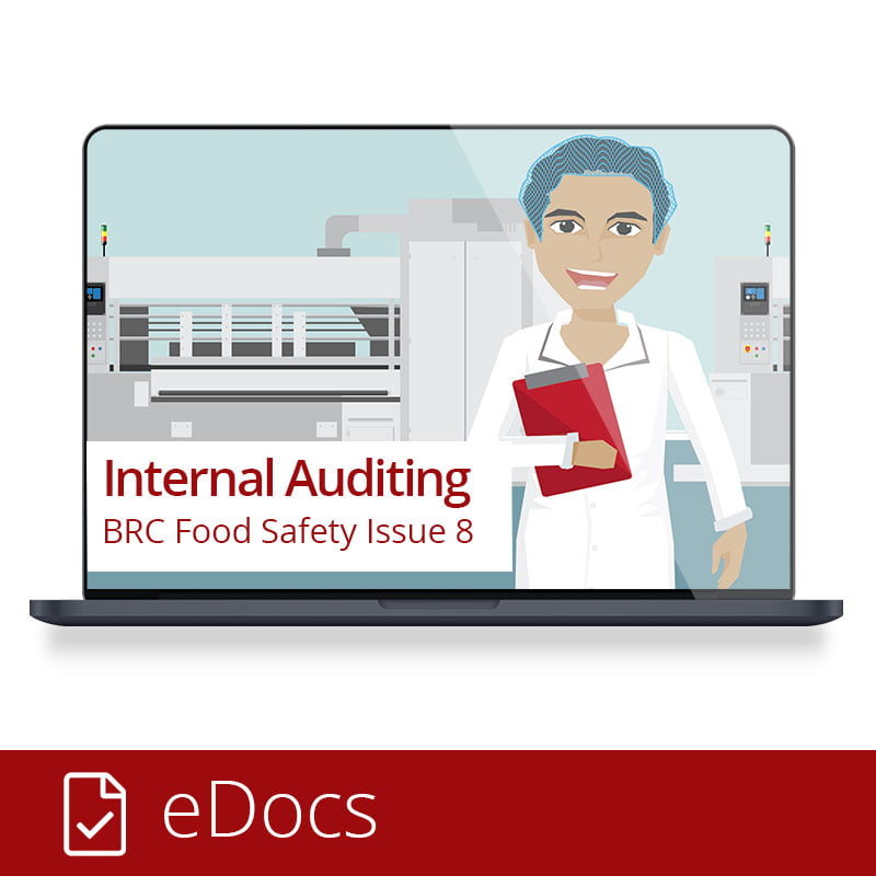 BRC Food - Internal Auditing