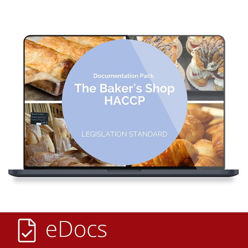 Baker's Shop HACCP eDocs