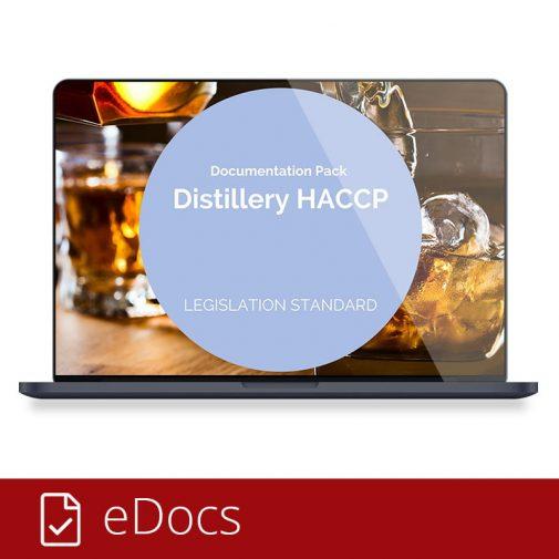 Distillery HACCP eDocs
