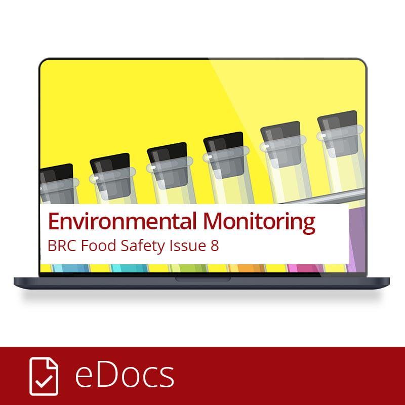 BRC Food - Environmental Monitoring