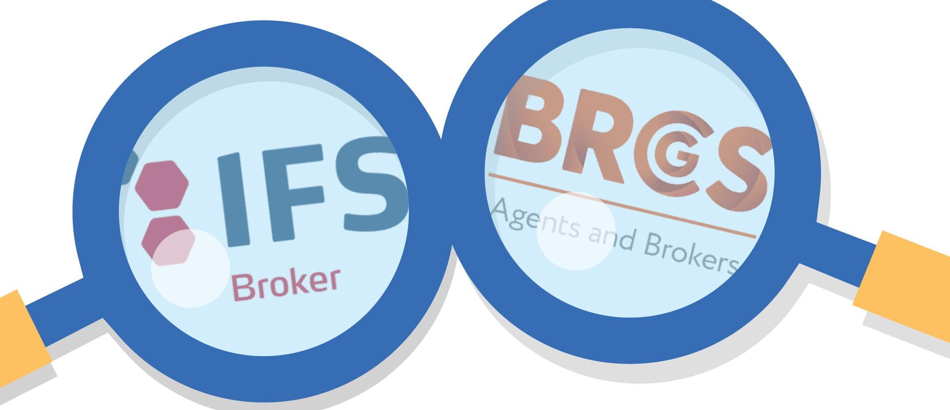 BRCGS Agents & Brokers vs IFS Broker