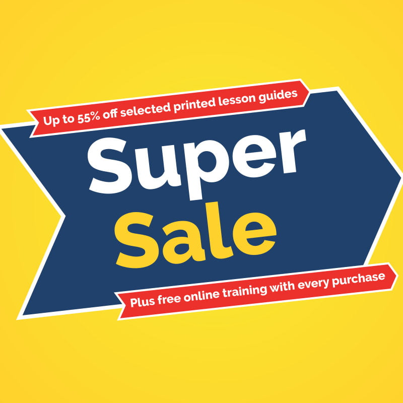 Lesson Guide - Super Sale
