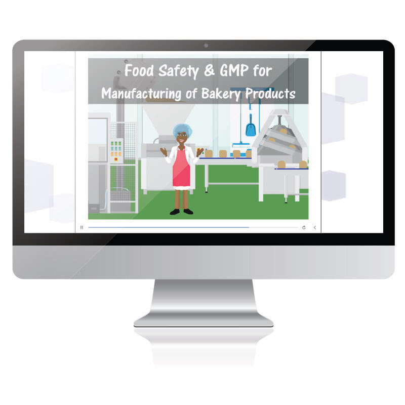 Food Safety and GMP for Manufacturing Bakery Products