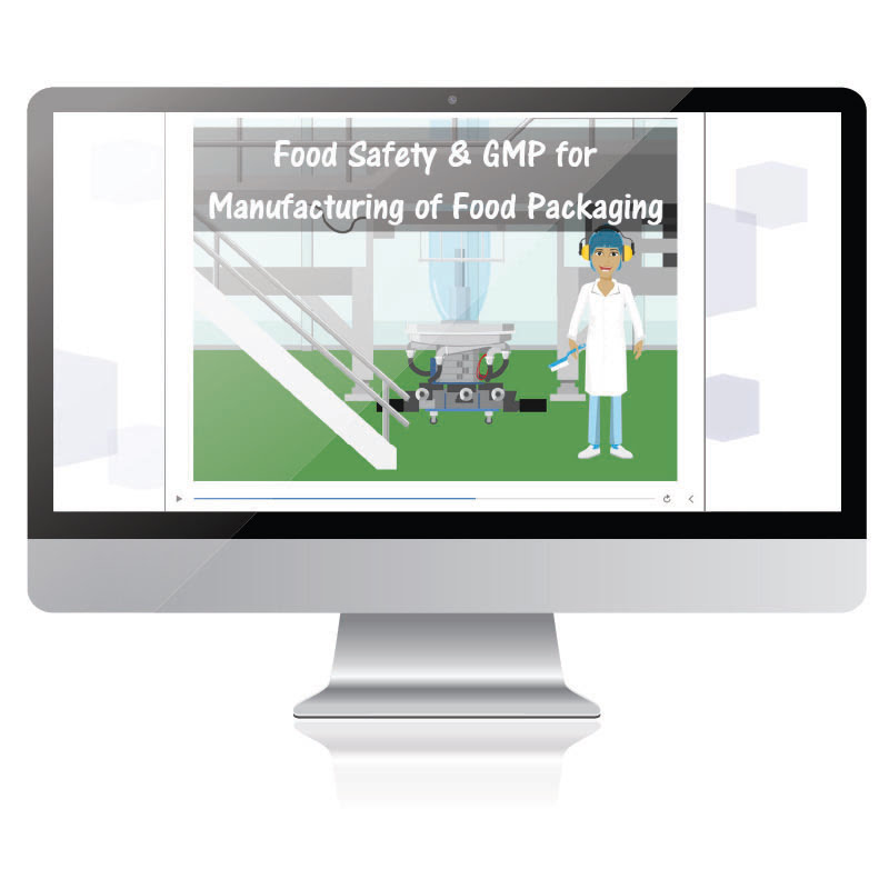 Food Safety and GMP for Manufacturing Food Packaging