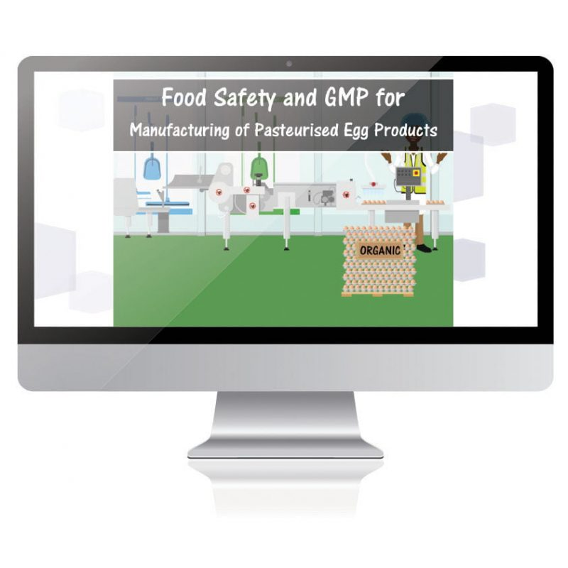MP for Manufacturing Egg Products