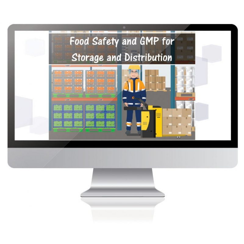 Food Safety and GMP for Storage and Distribution