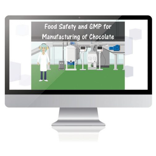 Food Safety and GMP for Manufacturing Chocolate