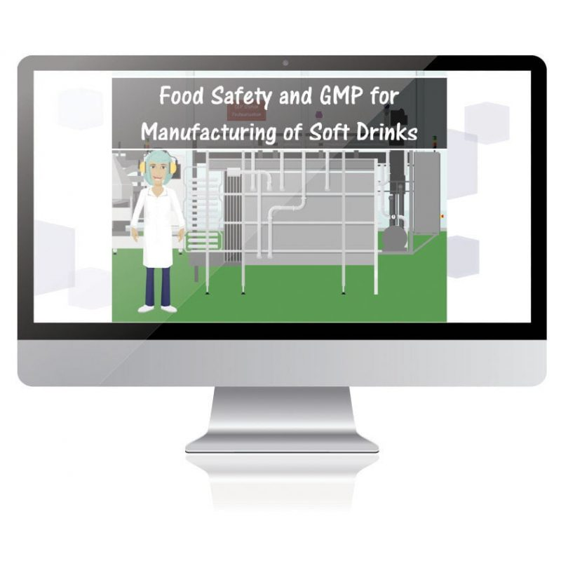 Food Safety and GMP for Manufacturing of Drinks