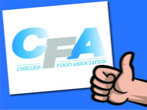 Well done Chilled Food Association!