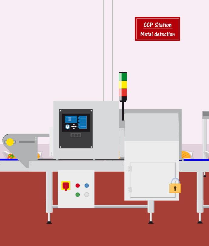 RTE Metal Detection