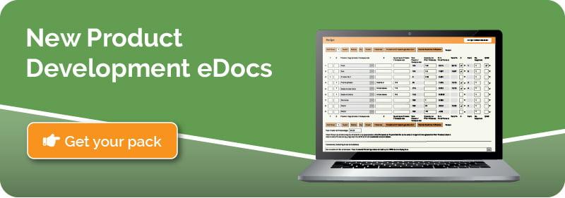 New Product Development eDocs