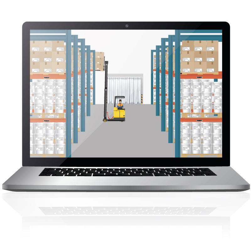 Intake storage distribution